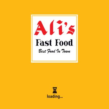 Alis Fast Food Best Food iphone image 1