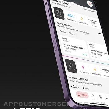 3G Padel Perugia Club iphone image 1