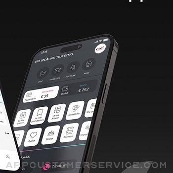 3G Padel Perugia Club iphone image 2
