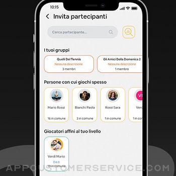 3G Padel Perugia Club iphone image 4