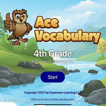 Ace Vocabulary Grade 4 ipad image 1