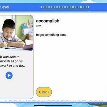 Ace Vocabulary Grade 4 ipad image 4