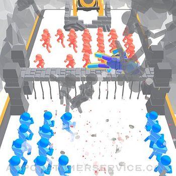 Bomb Dodger! iphone image 1