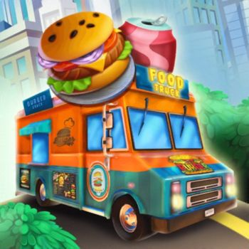 Food truck Empire Cooking Game Customer Service