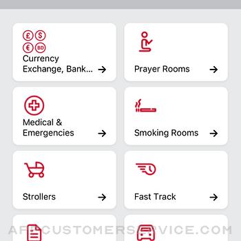 Bahrain Airport iphone image 2