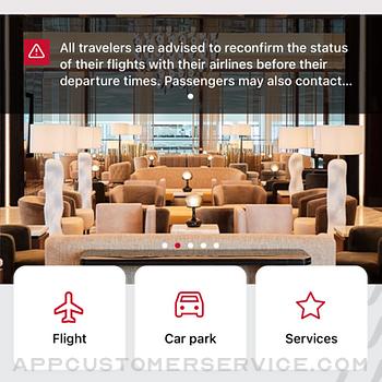 Bahrain Airport iphone image 3
