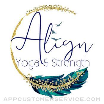 Align Yoga and Strength Customer Service