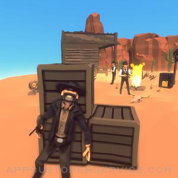 Gun Slinger 3D ipad image 1