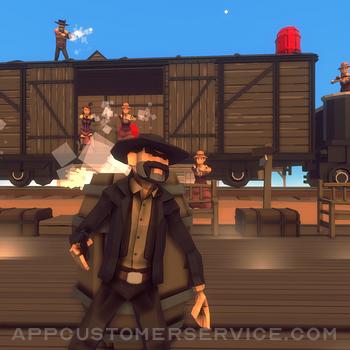 Gun Slinger 3D ipad image 3
