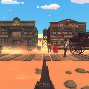 Gun Slinger 3D ipad image 4