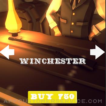 Gun Slinger 3D iphone image 4