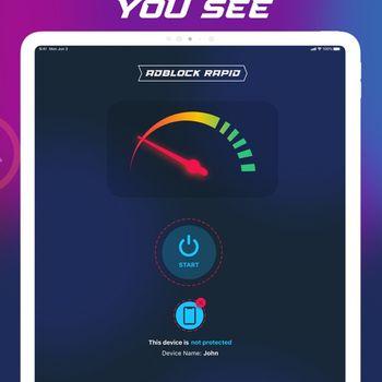 AdBlock Rapid ipad image 3