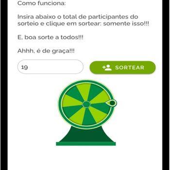 ISorteio iphone image 3