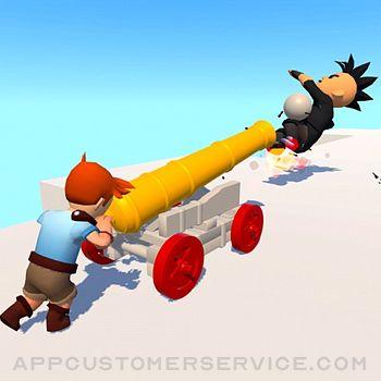 Cannon Ball Rush Customer Service