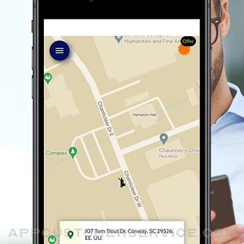 Befa Passenger iphone image 3
