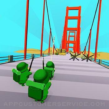 Bridge War 3D Customer Service