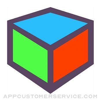 Cube Run - Touch And Swipe Customer Service