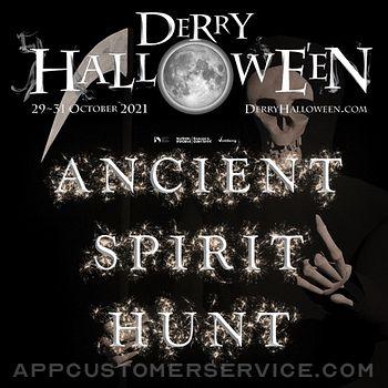 Derry Ancient Spirit Hunt Customer Service