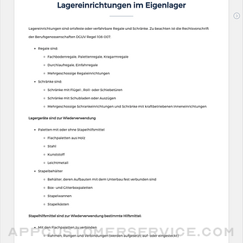 Fachlagerist/-in ipad image 3