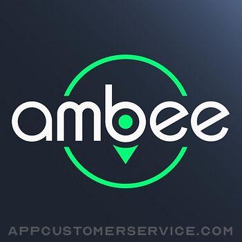 Ambee Driver App Customer Service
