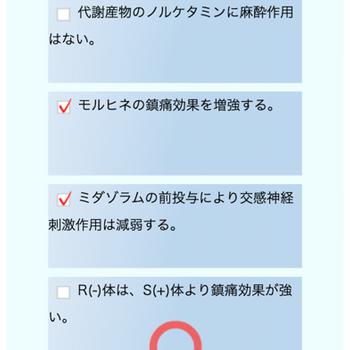 麻酔科専門医試験対策問題集 iphone image 3
