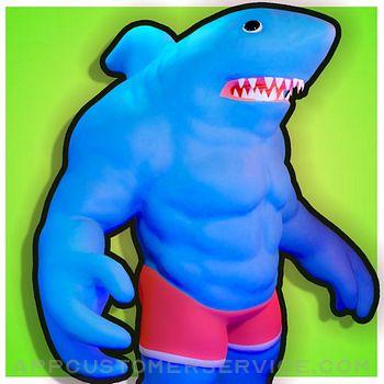 Angry Shark!! Customer Service
