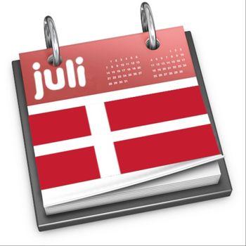 Dansk kalender Customer Service