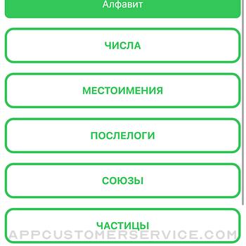 Словарь по кабардинскому iphone image 1
