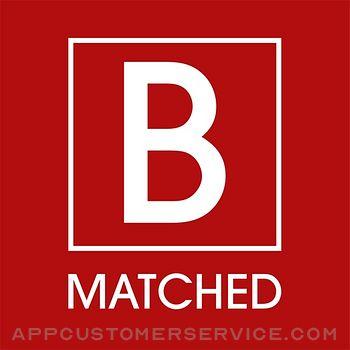 B Matched Customer Service