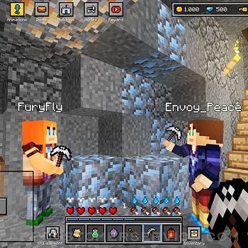 Block World 3D: Craft & Build ipad image 1