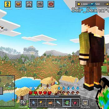 Block World 3D: Craft & Build ipad image 4