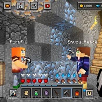 Block World 3D: Craft & Build iphone image 1