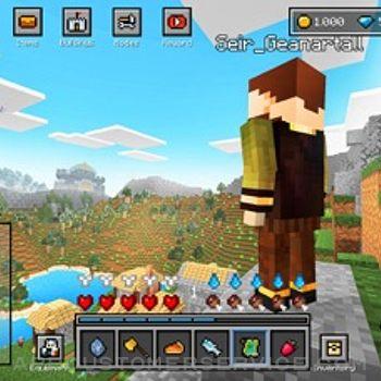 Block World 3D: Craft & Build iphone image 4