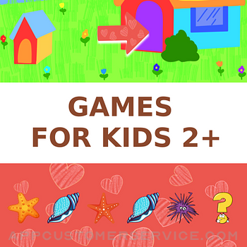 Baby Games:Fun Shapes for Kids iphone image 1