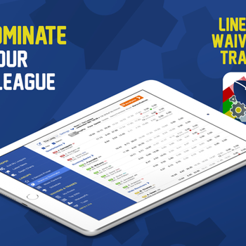 Fantasy Football League 2021 ipad image 1