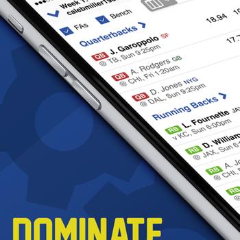 Fantasy Football League 2021 iphone image 1