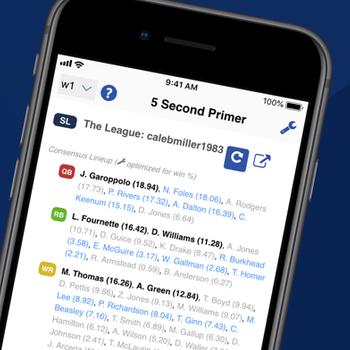 Fantasy Football League 2021 iphone image 4