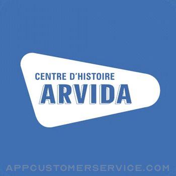 Centre d'histoire Arvida Customer Service