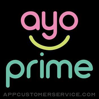 Ayo Prime Customer Service