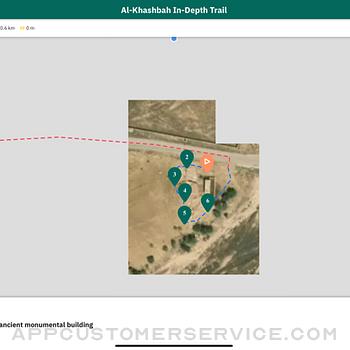 Archaeotrail ipad image 4