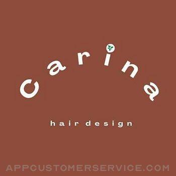 Carina hair design/ヘアサロン Customer Service