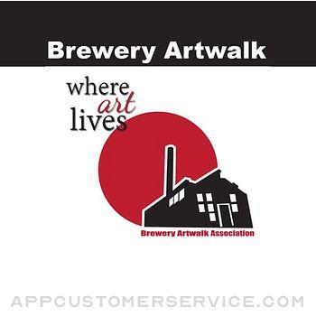 Brewery Artwalk App Customer Service