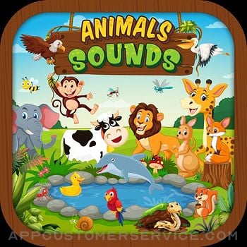 Animal Sound for learning Customer Service