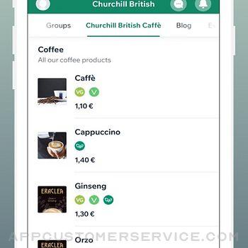 Churchill British iphone image 1