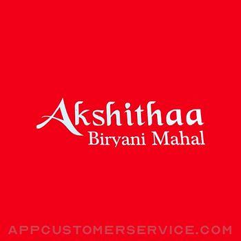 Akshithaa Biryani Mahal Customer Service