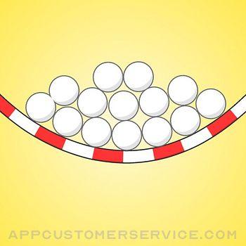 Balls and Ropes Customer Service