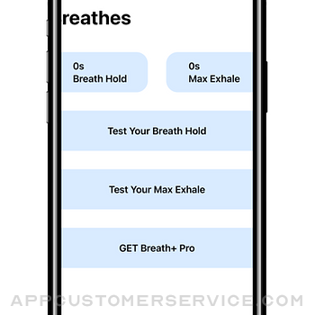 Breath+ iphone image 3