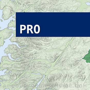 Ben Nevis, W Scotland Map Pro Customer Service