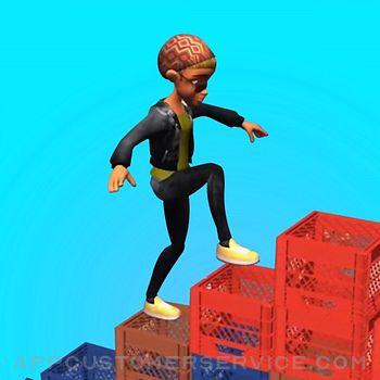 Crate Race 3D - Milk Challenge Customer Service