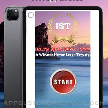 IELTS Speaking Test PRO ipad image 1